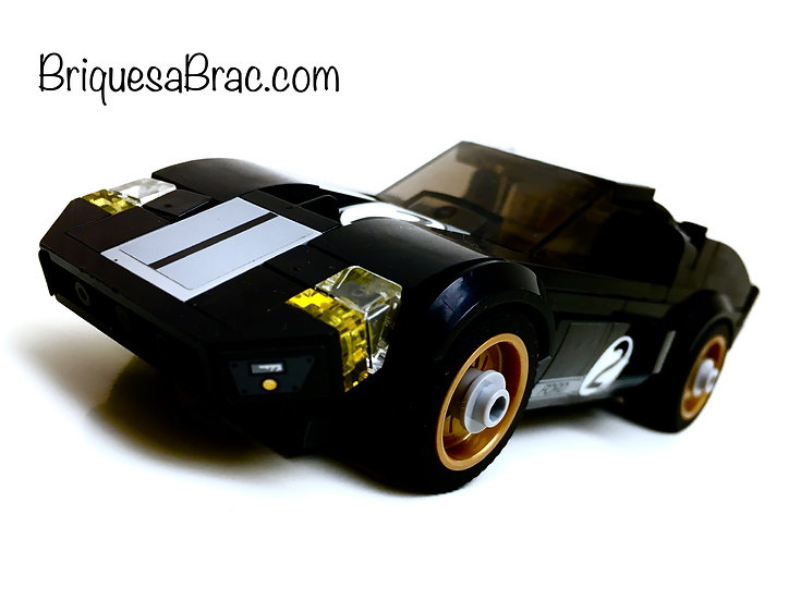 LEGO ® SPEED CHAMPIONS 75881 Ford GT40 1966