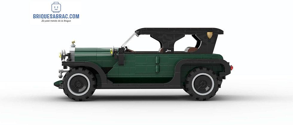 DIVA CAR 1930's