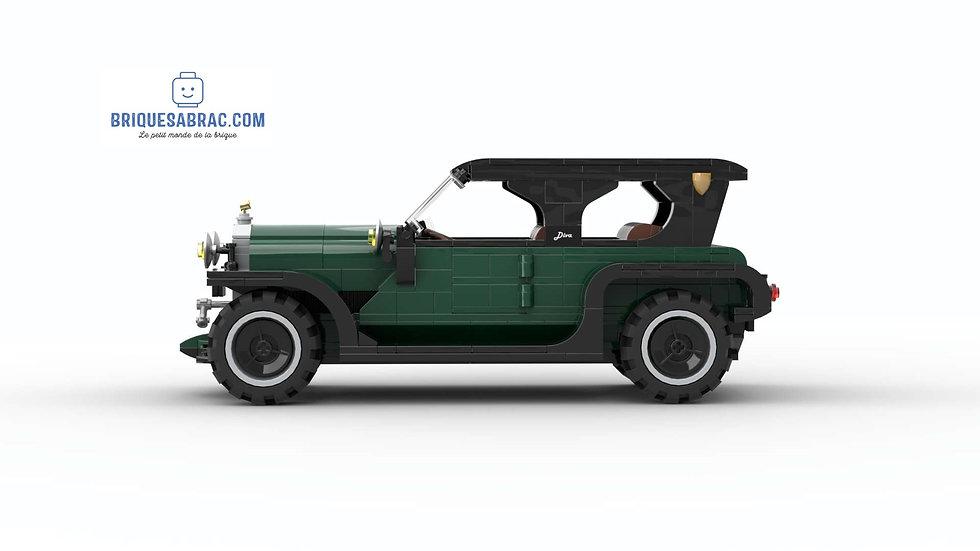DIVA CAR 1930's (Article digital)