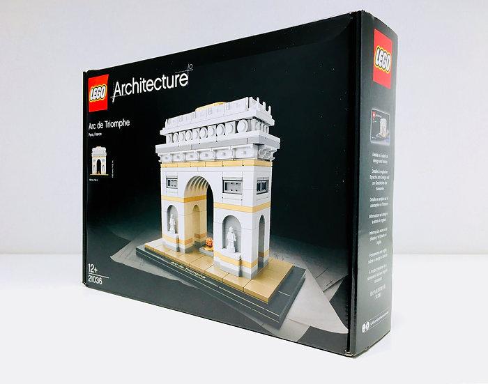 LEGO ® ARCHITECTURE 21036 Arc de Triomphe
