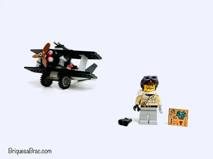 LEGO® ADVENTURERS 5928 Bi-plan Baron