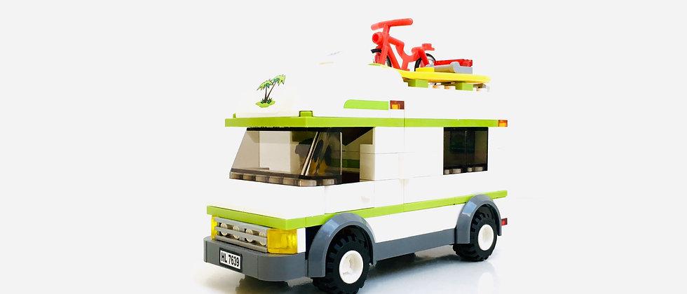 LEGO ® CITY 7639 Camping-Car (Camper)