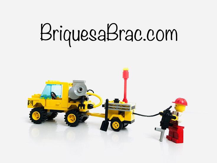 LEGO ® CLASSIC TOWN 6667 Pothole Patcher