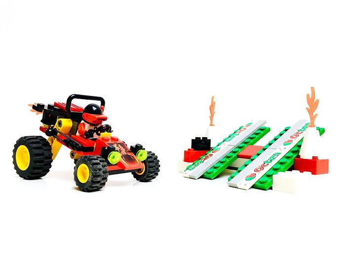 LEGO ® CITY 6602 Scorpion Buggy (Occasion)