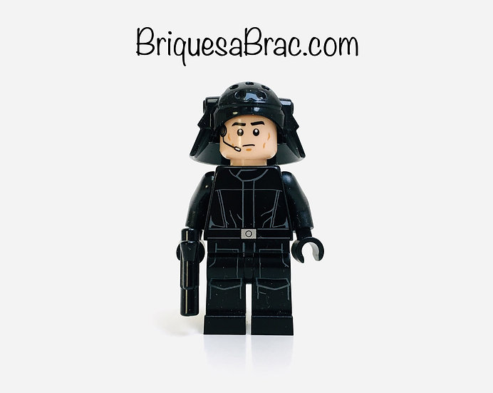 LEGO ® STAR WARS™ MINIFIGS SW0583 Imperial Navy Trooper (Black Jumpsuit)