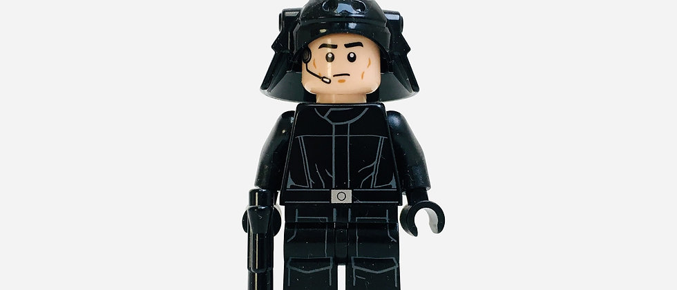 LEGO ® MINIFIGS SW0583 Imperial Navy Trooper (Black Jumpsuit)