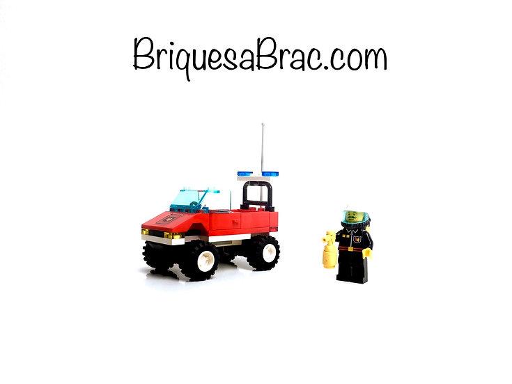 LEGO ® CLASSIC TOWN POMPIERS 6525 Blaze Commander (Occasion)