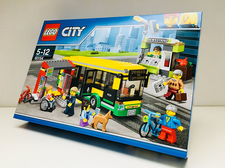 LEGO® 60154 Bus Station