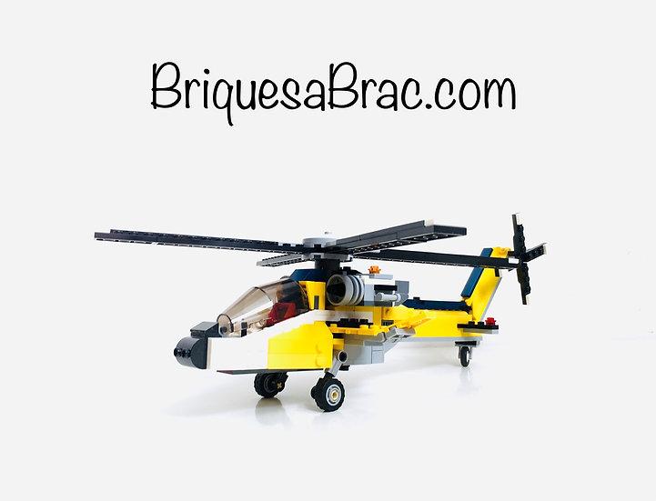 LEGO ® CREATOR 3EN1 31023 Yellow Racers