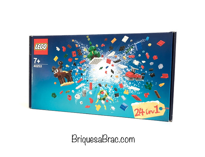 LEGO ® EXCLUSIF 40253 24-in-1 Holiday Countdown