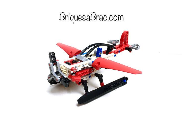 LEGO ® TECHNIC 8046 Helicopter & Seaplane 2en1