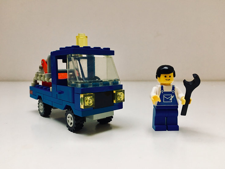 LEGO® 6656  La Dépanneuse