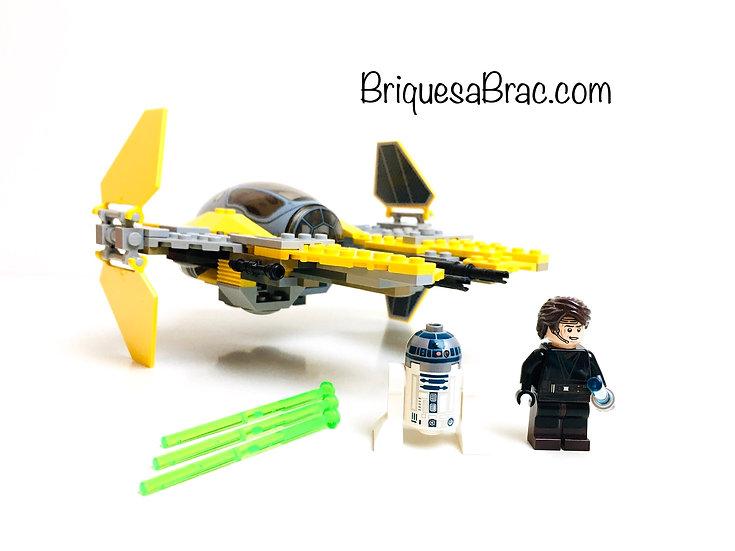 LEGO ® STAR WARS™ 75038 Jedi Interceptor (Occasion)