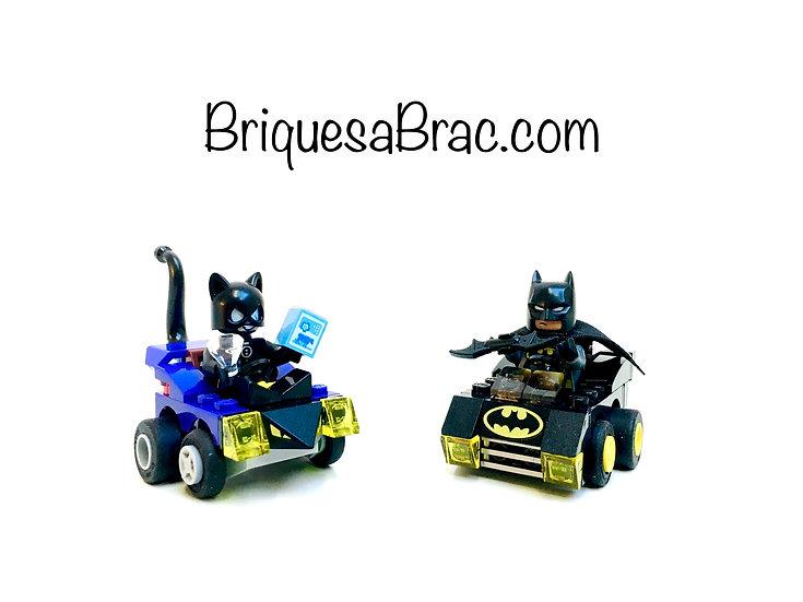 LEGO ® MIGHTY MICROS 76061 Batman vs. Catwoman (Occasion)