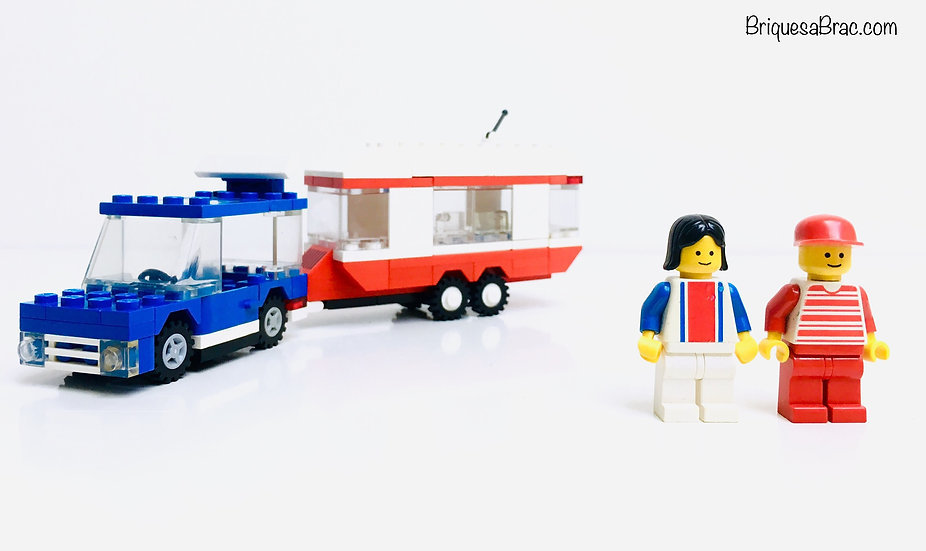 LEGO® CLASSIC TOWN 6590 Vacation camper