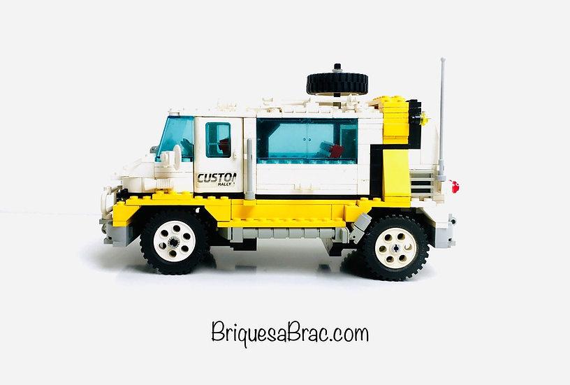 LEGO® MODEL TEAM 5550 Custom Rally Van