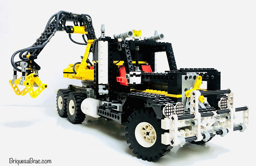 LEGO ® TECHNIC 8868 Air Tech Claw Rig
