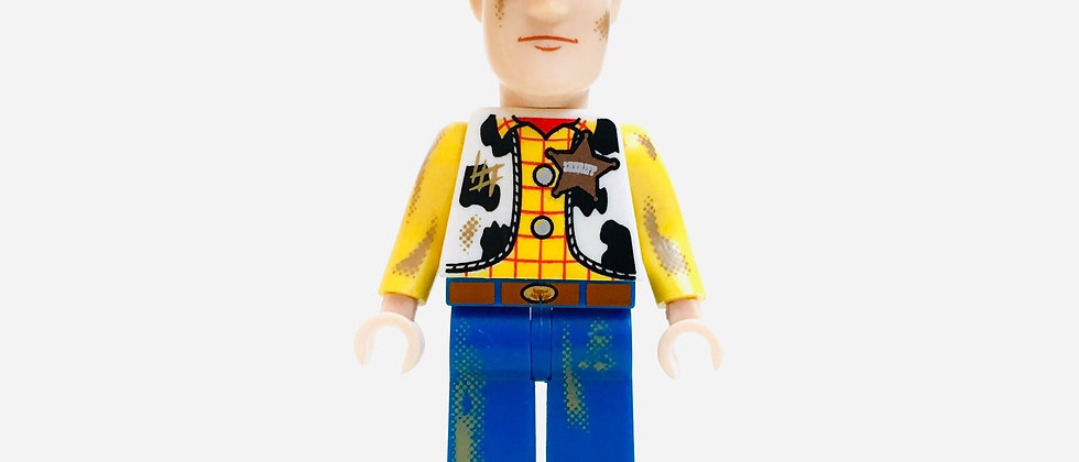 LEGO ® MINIFIGS toy013 Woody - Dirt Stains