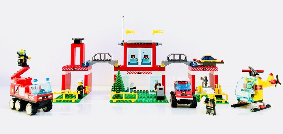 LEGO® 6554 Blaze Brigade