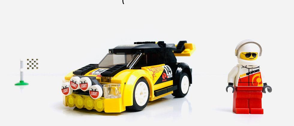 LEGO ® CITY 60113 Rally Car