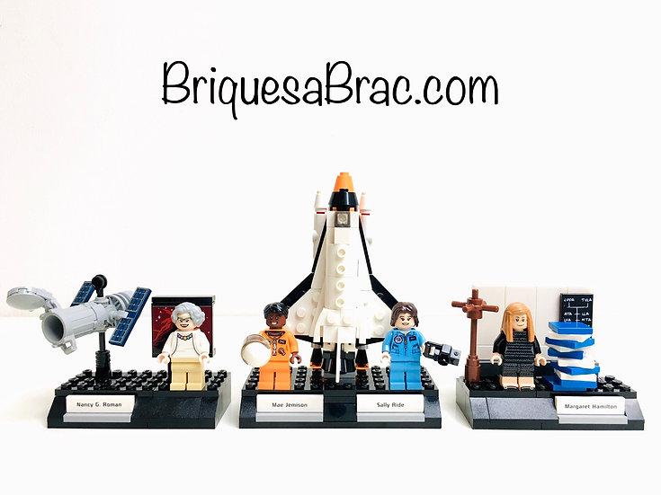 LEGO ® IDEAS 21312 Les Femmes de la NASA (Women of Nasa)