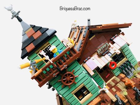 L'histoire d'IDEAS chez LEGO