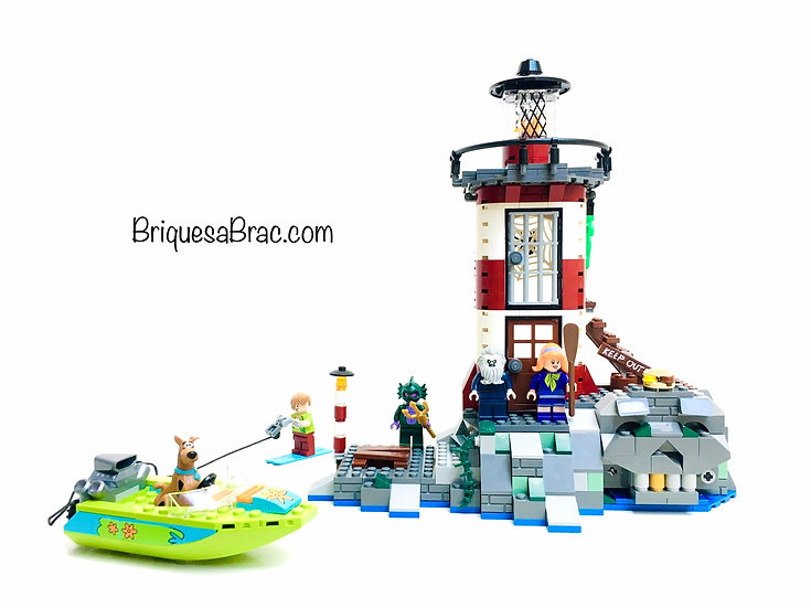 LEGO ® SCOOBY-DOO 75903 Le Phare Hanté (Occasion)