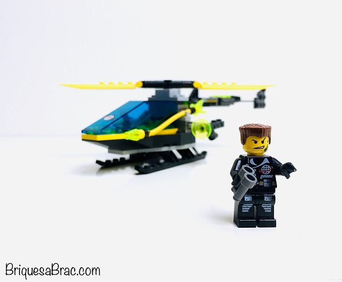 LEGO ® ALPHA TEAM 6773 Helicopter