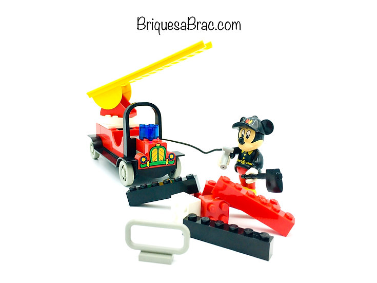 LEGO ® DISNEY 4164 Mickey's Fire Engine
