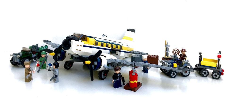 LEGO ® INDIANA JONES 7628 Peril in Peru