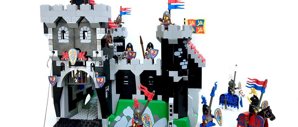 LEGO @ CASTLE 6086 Black Knight's Castle