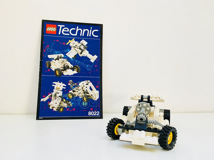LEGO ® TECHNIC 8022 Starter Kit