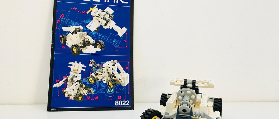 LEGO ® TECHNIC 8022 Starter Kit
