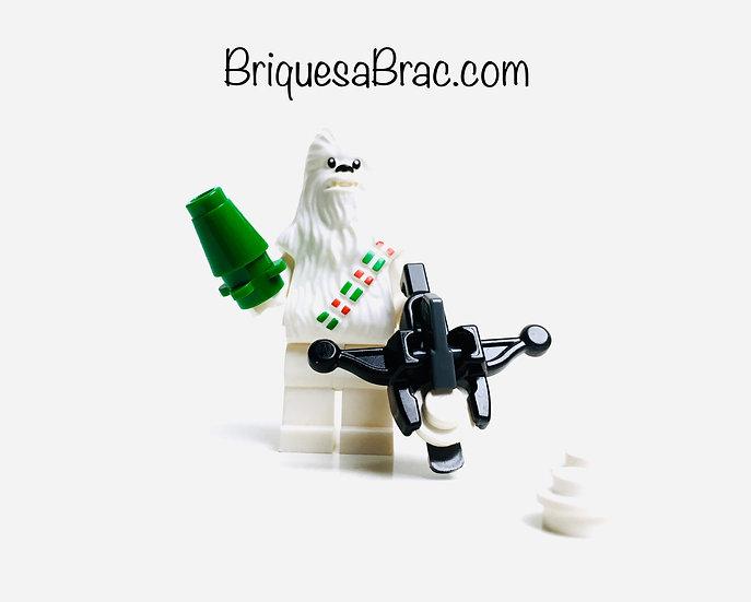 LEGO ® MINIFIGURINES Advent Calendar Snow Chewbacca SW0763