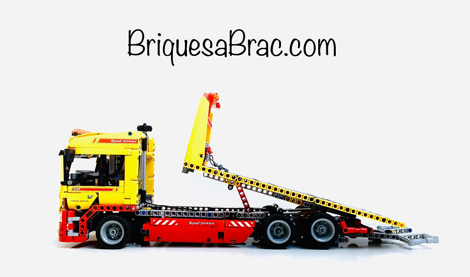 LEGO ® TECHNIC 8109 Flatbed Truck