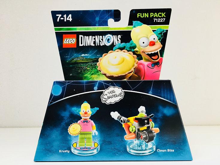 LEGO ® DIMENSIONS 71227 Simpson Krusty & Clown Bike