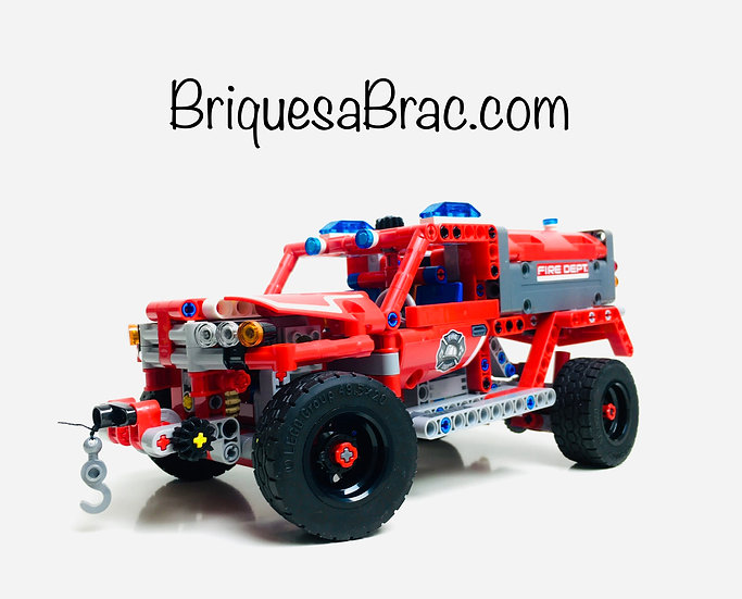 LEGO ® TECHNIC 42075 Véhicule de premier secours