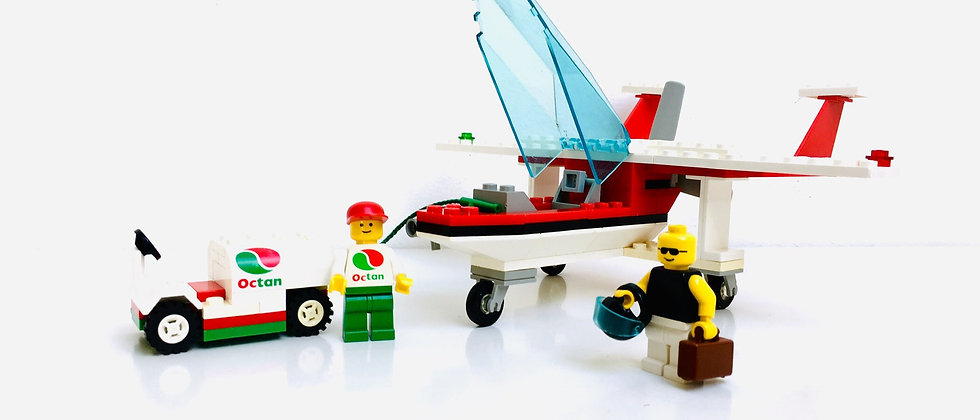 LEGO ® CLASSIC TOWN 6341 Gas N'Go Flyer
