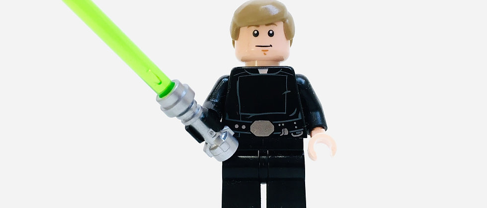 LEGO ® MINIFIGS SW0635 Luke Skywalker (Jedi Master)