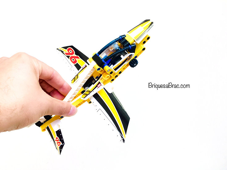 LEGO ® TECHNIC 42044 Display Team Jet (Occasion)