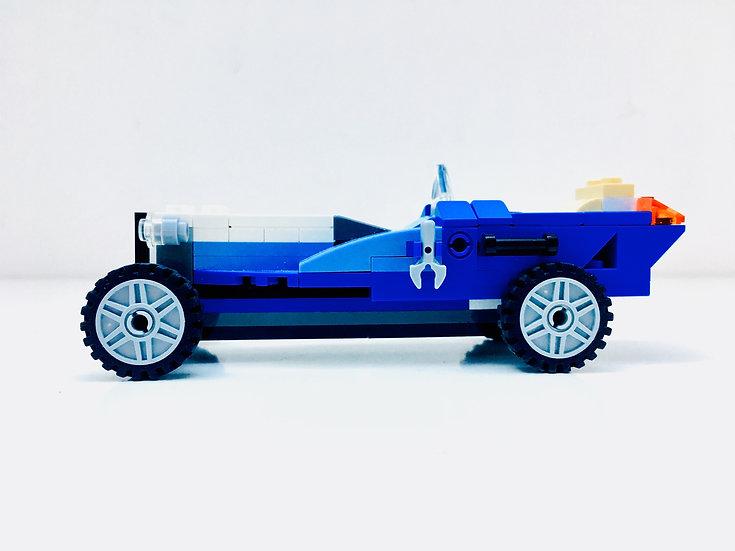 LEGO® 6913 Blue Roadster 3en1