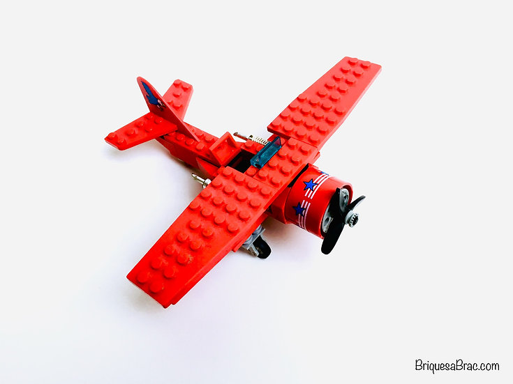 LEGO ® CLASSIC TOWN 6615 Eagle Stunt Flyer
