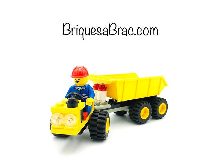 LEGO ® CLASSIC TOWN 6535 Camion benne basculante (Dumper)