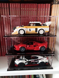 Collection Speed Champions 8 tenons