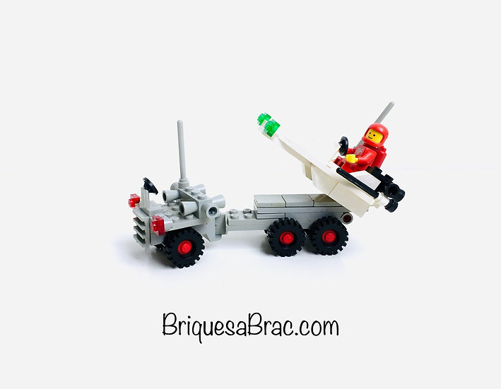 LEGO ® CLASSIC SPACE 6870 Space Probe Launcher