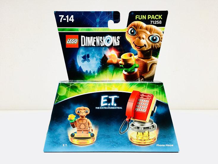 LEGO® 71258 E.T. téléphone maison
