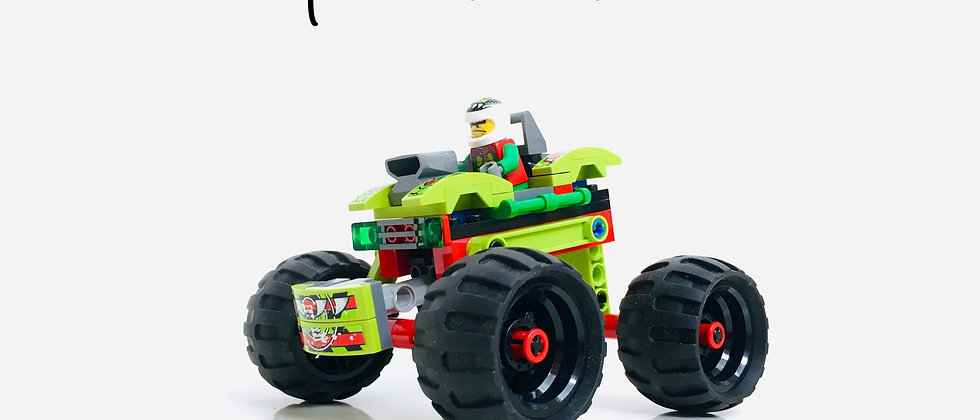 LEGO ® RACERS 9095 Nitro Predator