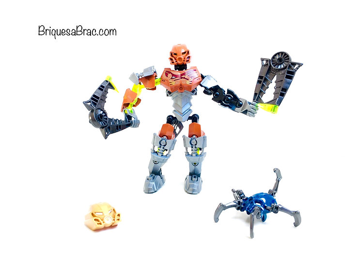 LEGO ® BIONICLE 70785 Pohatu Master of Stone (Occasion)