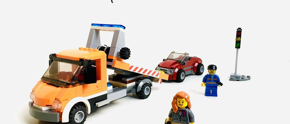 LEGO ® CITY 60017 La dépanneuse