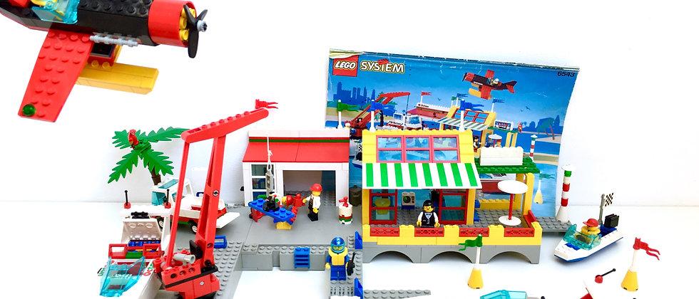 LEGO® 6543 Sail N' Fly Marina